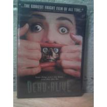 Dvd Dead Alive Tu Mamá Se Comio A Mi Perro Terror Zombie