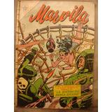 Antiguo Comic Marvila - Ed. Novaro N° 2 1955 - De Colección!
