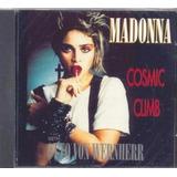 Madonna Cosmic Climb Cd 1992 Ec 8trk Merlin Records