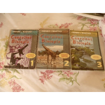 Coleção De Biologia - 3 Volumes - Amabis E Martho