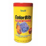 Tetra Color Envase 300 Gr Mundo Acuatico