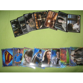 Figurinhas Do Álbum Do Filme Superman - O Retorno