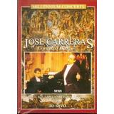 Dvd José Carreras - Dvd - Ao Vivo Roma Basílica Santa Maria