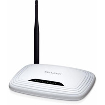 Roteador Wireless 150 Mbps Tp Link Tl Wr 741 Nd