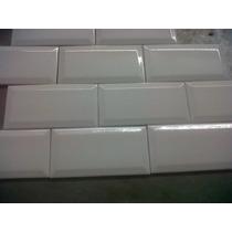 Ceramica 7.5x15 Biselada Acuarela New York Subway