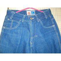 Pantalón De Jeans Tipo Carpintero Marca Sweet Talle M