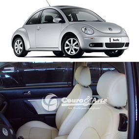Revestimento 70% Couro Para Bancos Volkswagen New Beetle