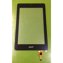 Touch Digitalizador Acer Iconia One 7 B1-730hd Envio Gratis