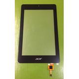 Touch Digitalizador Acer Iconia One 7 B1-730hd Envio Gratis