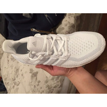 Adidas Ultraboost Triple White Continental