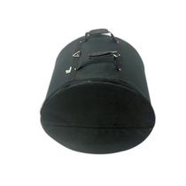 Capa Bag P/ Bumbo De Bateria 22 X18 Com Acessórios Metálicos