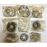 Engranaje Caja Original Yamaha Yz 125 250 Yzf250 400 426 450
