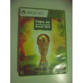 Copa Do Mundo Da Fifa Brasil 2014 Xbox 360 Original Portugue