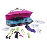 Monster High Laboratorio Crea Tu Monster Mattel 2012