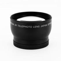 Lente Tele Objetiva 2x Canon T3i T3 T5i T4i 5d 6d 7d