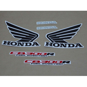 Kit Adesivos Honda Cb 300 2012 Amarela 10352