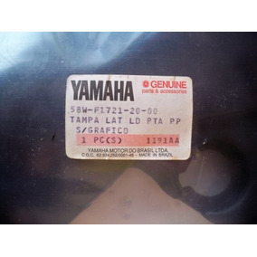 Carenagem Lateral Yamaha Dt 180 Lado Direito