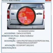 Capa Para Step/estepe Ecosport Original Ford
