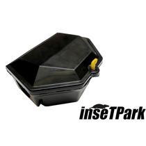 Porta Isca C/chave Caixa C/50 Ratoeira-rato-camundongo-prag