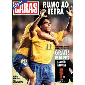 Revista Caras Rumo Ao Tetra - Jul-94 - Edição Esp. Nº5 Rara