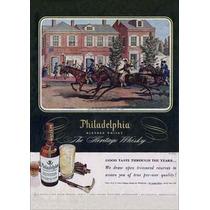 6469- Placa Decorativa Bebida Whisky Philadelphia