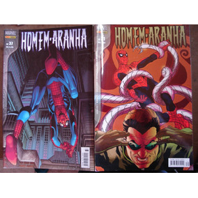 Homem-aranha Nºs 1 A 143 Panini