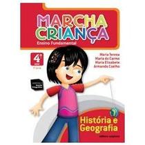 Marcha Da Criança História E Geografia 4º Livro Do Professor