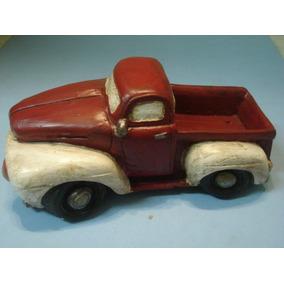 #341# Carro Ford Camionete Estilizado Vermelho!!!