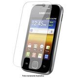 Capa Silicone Samsung Galaxy Y S5360 + Película + Frete Free