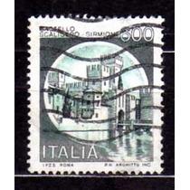 Itália 1988 * Castelo Scaligero * Sirmione * 600 L