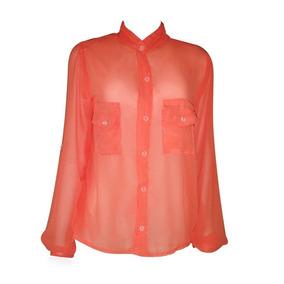 3ceabbb523 Promoção Camisa De Musseline Toque De Seda!!! - Calçados