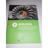 Biología 2. Santillana Saberes Clave