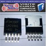 Lm 2596 S Lm2596s-adj To-263 Regulador De Voltagem