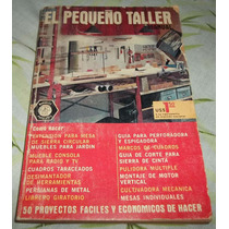 Librcrd El Pequeño Taller, Mecánica Popular (1963)