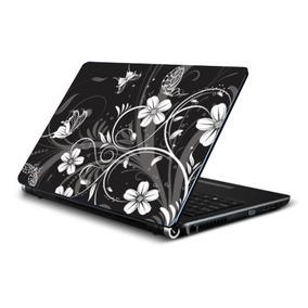 Adesivo Skin Notebook, Netbook Com Protetor De Pulso Grátis