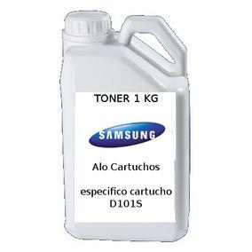 Toner Samsung D101 1kg D111s Ml 2160 2165w Scx 3405w 3405fw