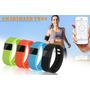 Brazalete Inteligente Smartband Pulsera Bluetooth Fitnes