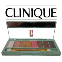 Sombra Mate Clinique 8 Tonos Maquillaje Tienda Chacao