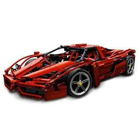Quebra Cabeça Carro Ferrari Enzo 1359 Peças Compatível Lego
