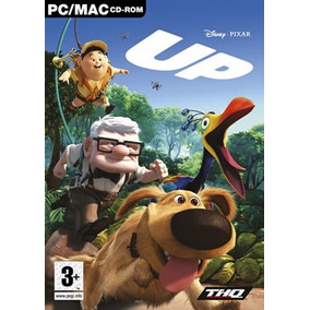 Pc Infantil Up Altas Aventuras - Novo - Original - Lacrado