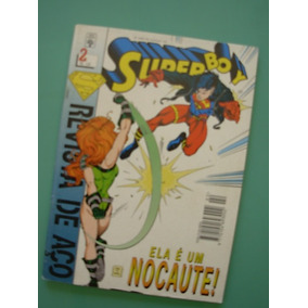 Superboy (1ª Série) # 2 - Jan/1995 - Abril