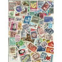 Lindo Lote 150 Selos Vários Países - Frete Grátis