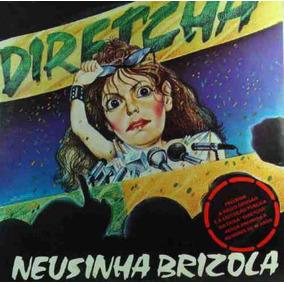 Neusinha Brizola Compacto Vinil Diretcha 1984 Stereo
