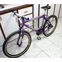 Caloi Aluminum Shimano+rodaaeroroletado+inox Raridade