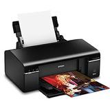 Impressora Cd Epson T50 + Kit Bulk Ink + 600ml Tinta Corante