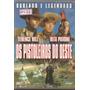 Dvd - Os Pistoleiros Do Oeste - Western - Dublado