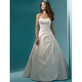 Vestido De Noiva Moderno Com Fotos Reais