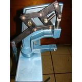 Maquina Colocar Broches De Pie, Matrices Y Ojales Nº 28