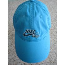 Bone Nike Golf Importado - Azul - Com Regulagem