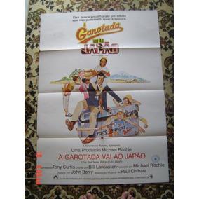 Poster-cartaz De Cinema- Garotada Vai Ao Japão